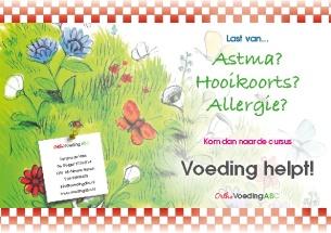 Beeld Astma, hooikoorts, allergie...voeding helpt!2
